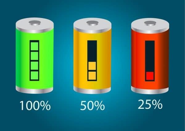 ¿Por qué se acaban los ciclos de carga en una batería?
