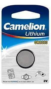 Pila Botón Litio CR2325 3V (1 pc) Camelion