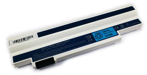 Acer Aspire ONE 4400mAh 532H, AO532H BLANCA