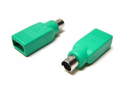 Adaptador USB 2.0 a PS2