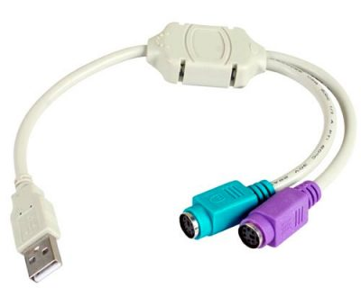 Adaptador USB a PS/2