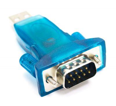 Adaptador USB a RS232