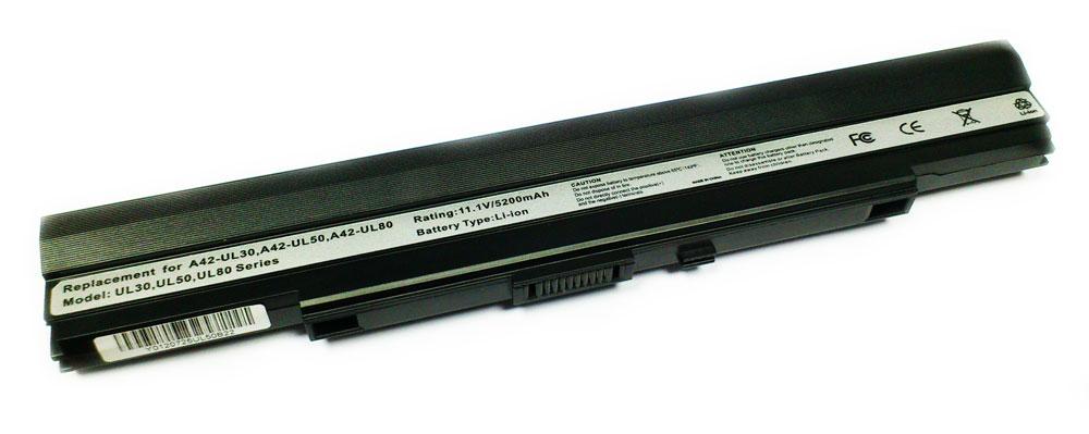 Asus 5200mAh 11.1V U30, U35, U45, UL30, UL30A, UL50