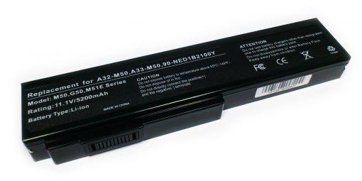 Asus 5200mAh G50 L50 M50 M51 M70 X55 X75VN