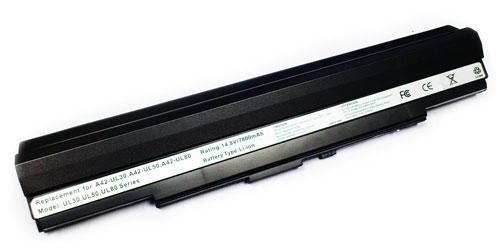 Asus 6600mAh U30, U35, U45, UL30, UL30A, UL50