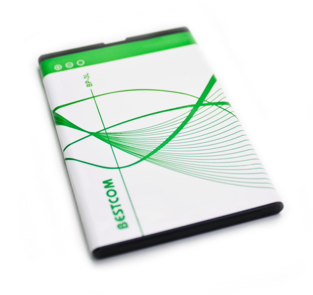 Bateria Nokia BP-3L LUMIA 710 610 1300MAH LI-ION