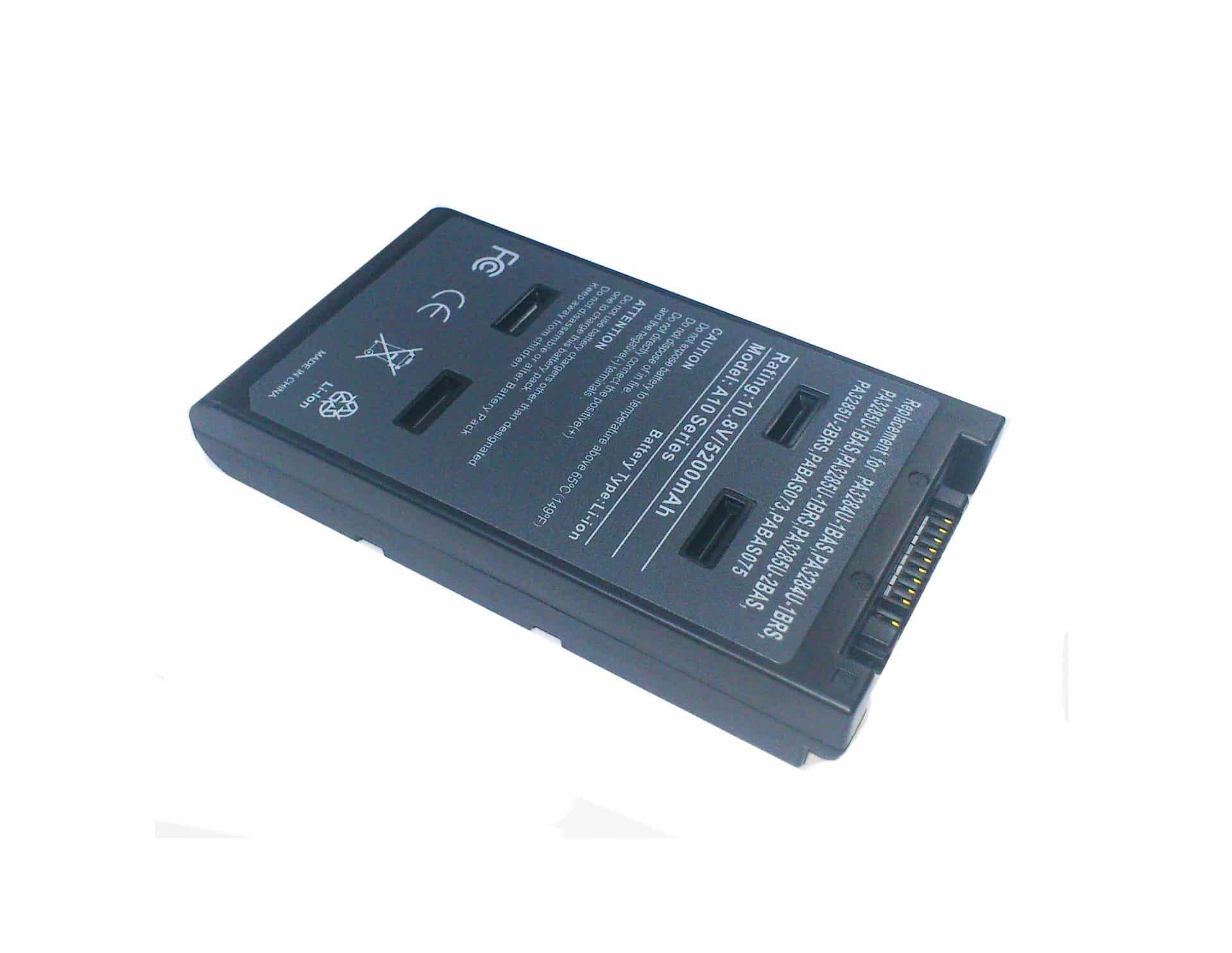 Toshiba 5200MAH PA3285U-1BAS PA3284U-1BRS PA3285U-1BAS