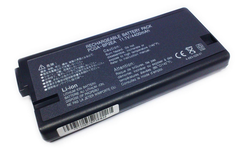 Sony VAIO 4400mAh PCGA-BP2E, PCGA-BP2EA, VGP-BP2EA