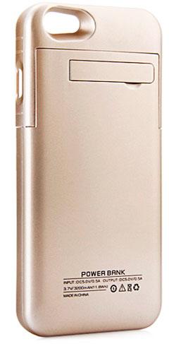 Power Bank 5000mAh Iphone 6 Plus/6S Plus Bronce