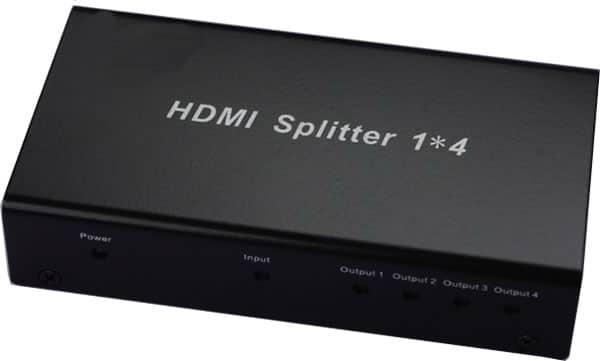 Splitter HDMI 1x4 3D