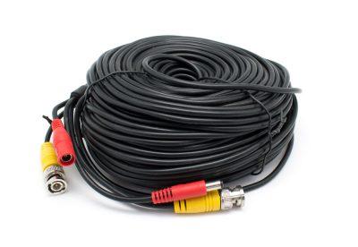Cable Extensor Alimentación y vídeo Prosafe/Kguard 50 metros