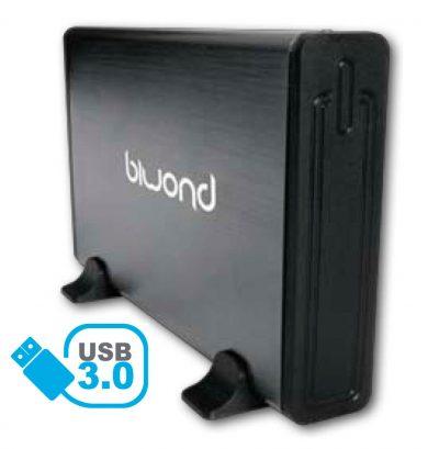 """Carcasa HDD 3.5"""" SATA USB 3.0 UPhard Biwond"""