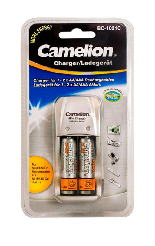 Cargador BC-1021 Camelion