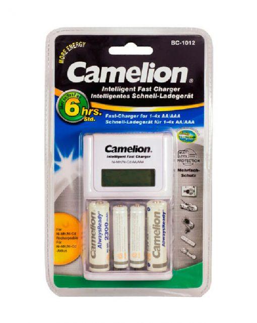 Cargador Rapido BC-1012 Camelion