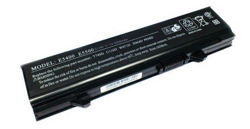 Dell 4400mAh LATITUDE E5400 E5500