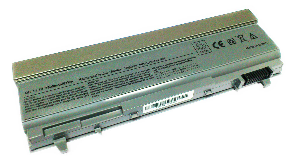 Dell 7800mAh LATITUDE E6500 E6400 , PRECISION M2400