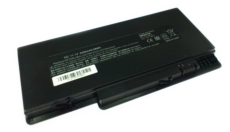 HP 5200mAh PAVILION DM3, DM3T, DM3Z SERIES