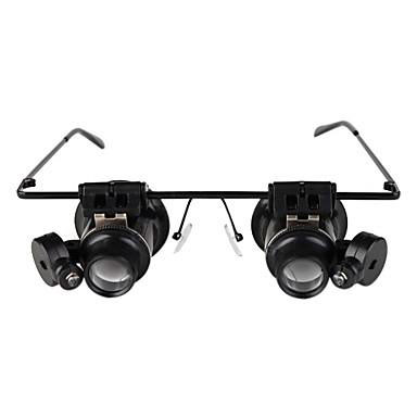 Gafas Microscopio Lupa 20X