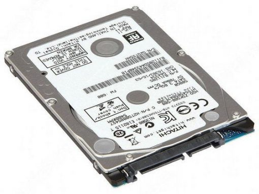 "Disco Duro 500GB 2.5"" Hitachi"