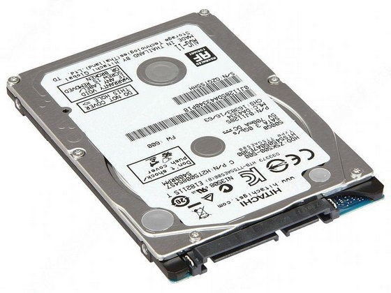 Disco Duro 500GB 2.5