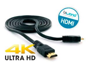 Cable Ultra HDMI 4K 1.5m Biwond