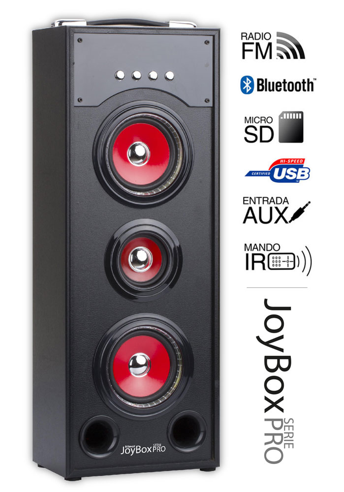 Reproductor JoyBox Serie Pro On