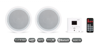 Kit de sonido oficina y hogar Fonestar