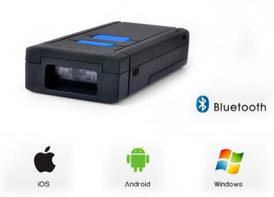 Mini Lector Láser Código Barras Bluetooth IOS/Android/Windows