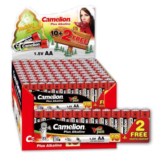 Pack 20x Plus Alcalina AA LR06 1.5V (20 packs * 10 pilas + 2 Gra