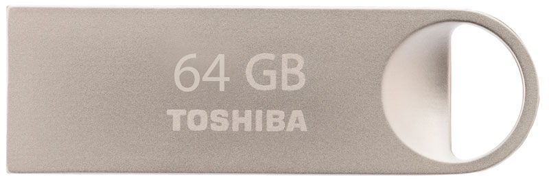 Pendrive 64GB OWAHRI Metal Toshiba