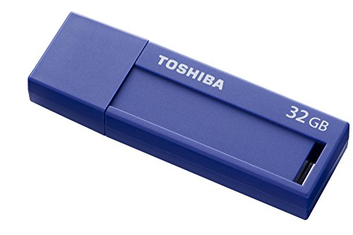 Pendrive 32GB Daichi 3.0 Azul Toshiba
