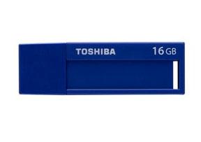 Pendrive 16GB Daichi 3.0 Azul Toshiba