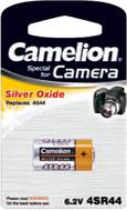 Oxido de plata 4SR44  6.2V (1 pcs) Camelion