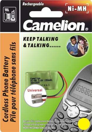 Recargable Telefono Inalambrico C009 150mAh CAMELION