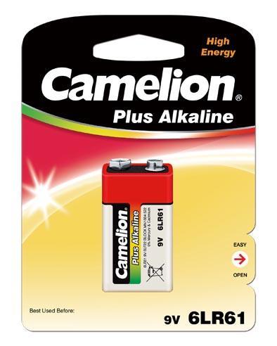 Plus Alcalina 9V (1 pcs) Camelion