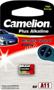 Plus Alcalina LR11A 6V (1 pcs) Camelion