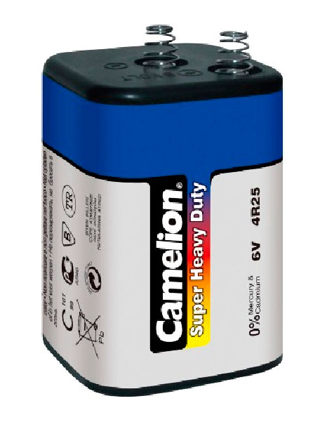 Salina Azul 4R25 6V (1 pcs) Camelion