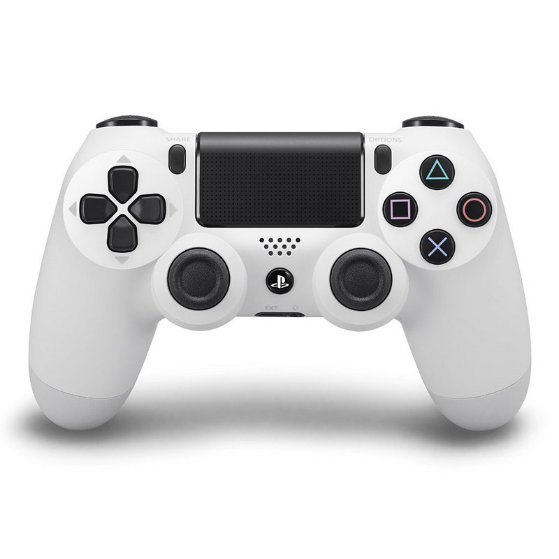 Mando PS4 Blanco Glaciar Original