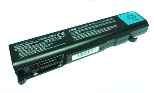 Toshiba 5200mAh SATELLITE M10 MX T10 T11, QOSMIO F20