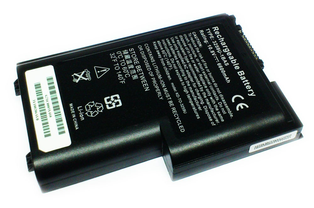 Toshiba 5200mAh DYNABOOK V7, TECRA M1, PRO M10 M15