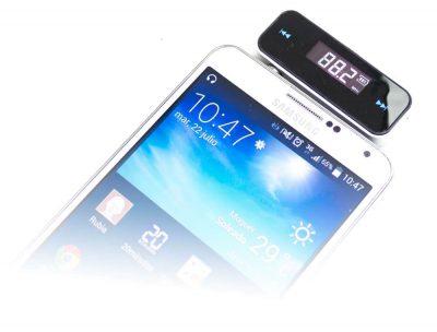 Transmisor FM Universal Smartphone