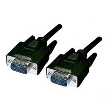 Cable VGA HDB15/M-HDB15/M, 6M