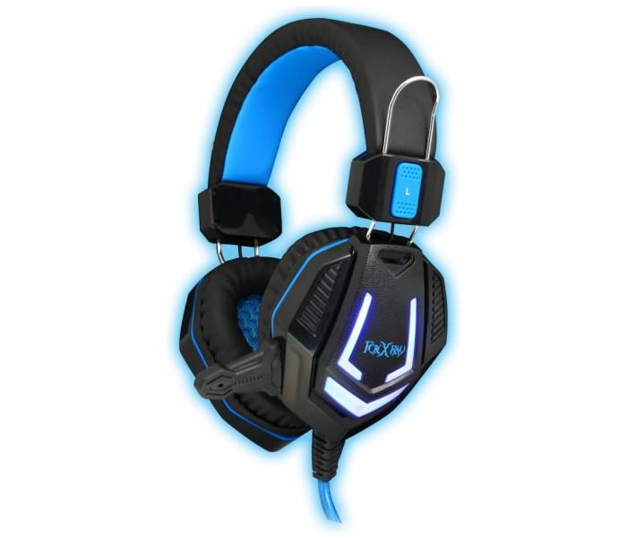 Auricular+Micrófono Gaming Azure FOXXRAY