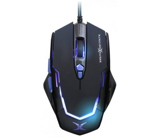 Ratón Gaming 2500 DPI Rage Fire FOXXRAY