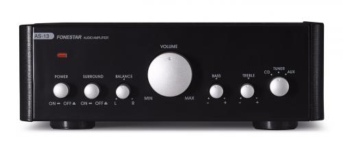 Amplificador estéreo Hi-Fi 50W AS-13 Fonestar