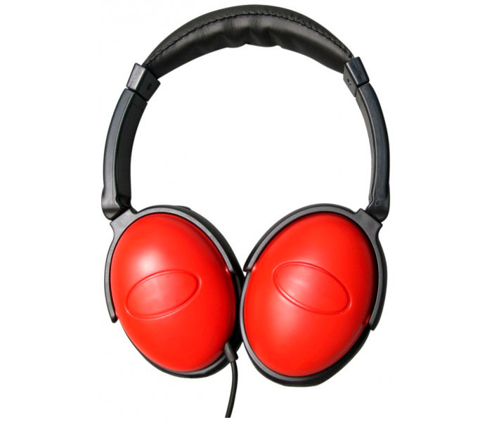 Auricular DJ LL-038 Rojo L-Link