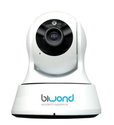 Cámara Videovigilancia y Alarma 720P CAMProtect I9812 Biwond