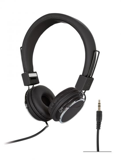 Auriculares Estéreo Hi-Fi Negro Fonestar