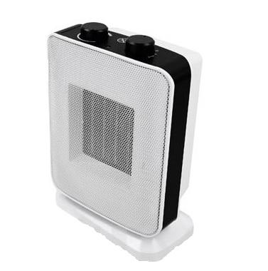 Calefactor Ceramico Blanco Oscilante 900/1800 W