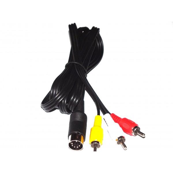 Cable de AV para MegaDrive 1/MasterSystem 1
